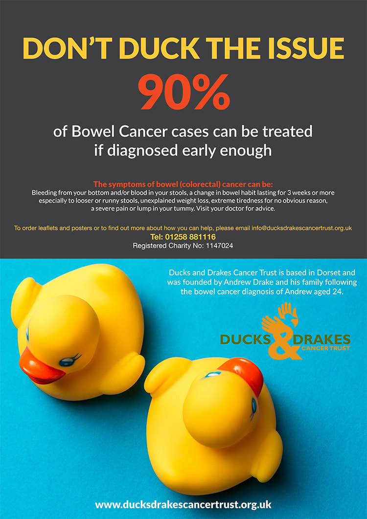 Symptoms Of Bowel Cancer Colorectal Cancer Ducks Drakes Cancer Trust